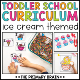 Toddler Lesson Plans - Ice Cream Themed Lessons