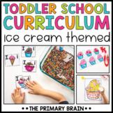 Toddler School Lesson Plans   Ice Cream Themed Curriculum