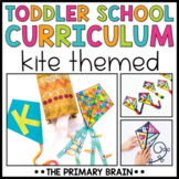 Toddler Lesson Plans - Kite Themed Lessons