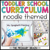 Toddler School Lesson Plans   Noodle Themed Curriculum Activities