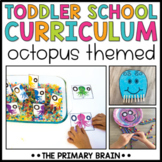 Toddler School Lesson Plans   Octopus Themed Curriculum Ac