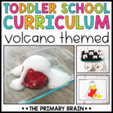 Toddler School Lesson Plans   Volcano Themed Curriculum Ac