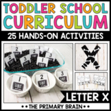 Toddler School Lesson Plans   X-Ray Themed Curriculum Activities