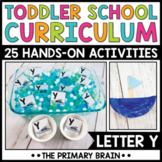 Toddler School Lesson Plans   Yacht Themed Curriculum Activities