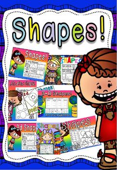 shapes mega pack