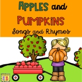 Apples & Pumpkins | Life Cycle| Johnny Appleseed |Jack O'Lantern | Songs, Rhymes