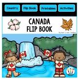 Canada Country Study: A Mini-Unit & Flip Book