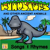 Dinosaurs Songs and Rhymes