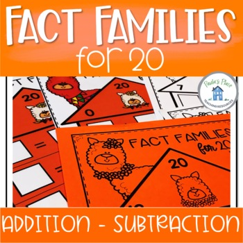 Fact Families for 20