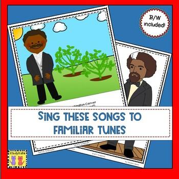Famous Americans: Songs & Rhymes