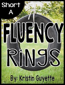 Fluency Rings: Short A