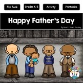 Cool Shorts Flip Up Activity Booklet | Happy Father's Day Flip Book