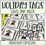 Holiday Reward Tags Save Your Ink Version