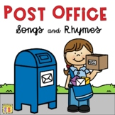 Post Office and Letter Writing: Songs & Rhymes