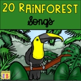 Rainforest Songs
