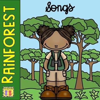 Rainforest Songs
