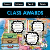Reach for the Stars Class Awards for End of the Year {EDITABLE}