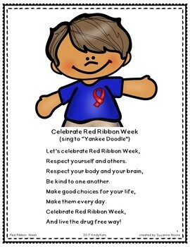 Red Ribbon Week: Songs & Rhymes
