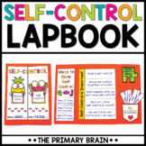 Self-Control Character Education Lapbook