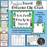 Travel Behavior Clip Chart
