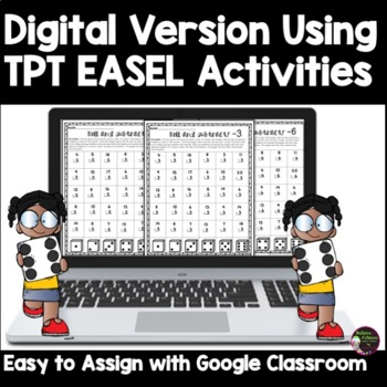 Subtraction Games  (Facts to 20)