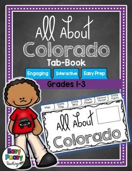 Colorado Tab-Book