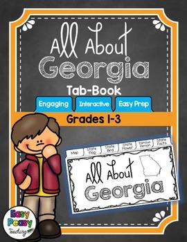 Georgia Tab-Book