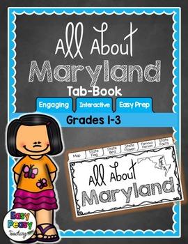 Maryland Tab-Book