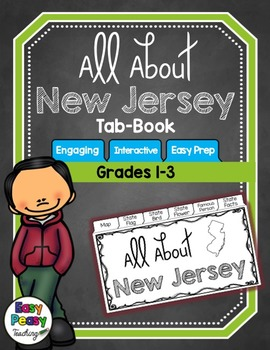 New Jersey Tab-Book