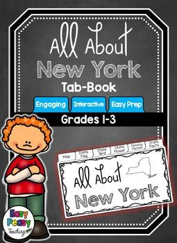 New York Tab-Book