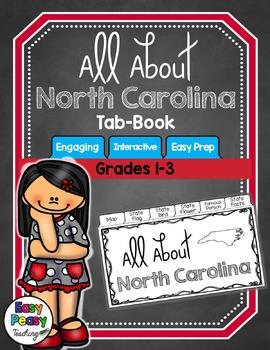 North Carolina Tab-Book