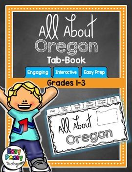 Oregon Tab-Book