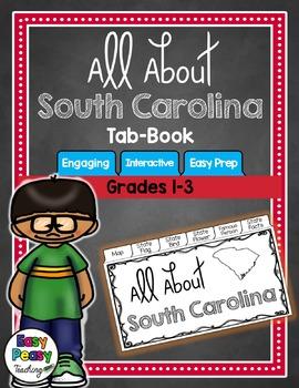 South Carolina Tab-Book