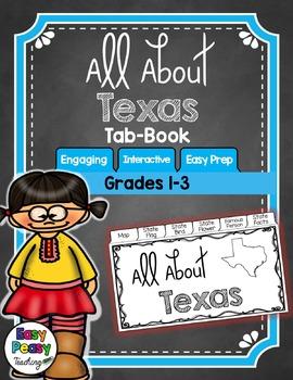 Texas Tab-Book