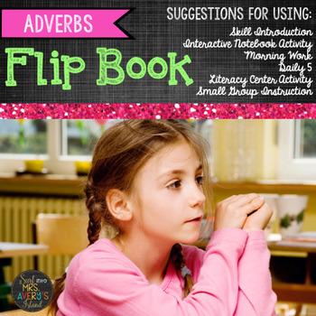 Adverbs Flip Book