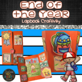 End of the Year Memory Lapbook Activities