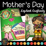 Mother's Day Lapbook Activities | May Literacy Activities