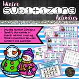 Winter Activities for Subitizing