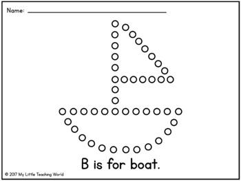 Alphabet Picture Q-Tip Much Fun