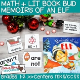 Memoirs of an Elf Book Bud | Christmas Activities | Elf Ac