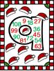 Multiplication Posters with Multiples 2's to 12's (Christm