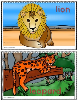 African Safari Animals, PK - 2