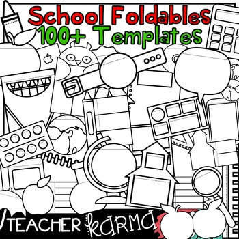 Flip Book Template Teaching Resources