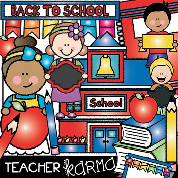 Back to School - Crayon Style * SELLER'S KIT