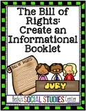 Bill of Rights Project: Create an Informational Booklet