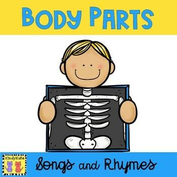 My Body: Songs & Rhymes