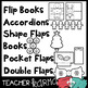 Christmas & Holiday Foldables, Interactives, Flip Book Templates