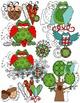 Christmas Owls Seller's Kit ~ Commercial Use OK