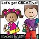 Creative Kids Clipart * Art