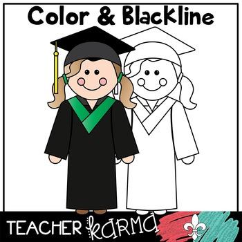 Graduation & Yearbook BUNDLE Clipart